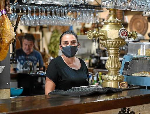 Nieves, de La Bodeguilla: «Perder la barra ha sido un desastre».