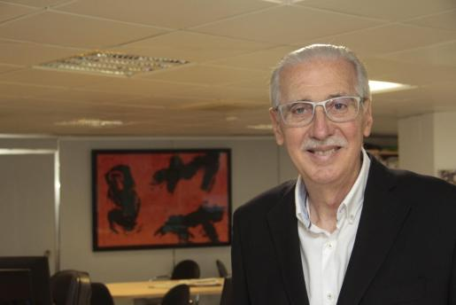 Pedro Comas, consejero editorial y director de Ultima Hora durante treinta años, ha fallecido en Palma.