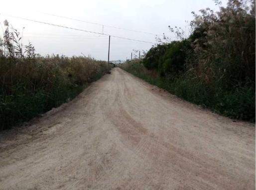 Imagen de la zona acondicionada.