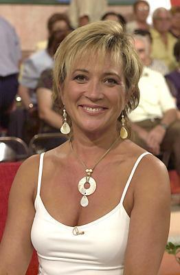 La presentadora de televisión, Inés Ballester.