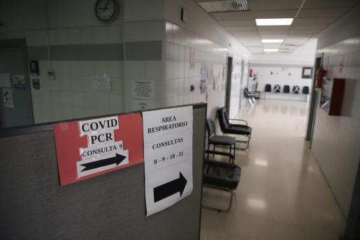 La presión en la asistencia primaria es uno de los problemas derivados de la pandemia de coronavirus.