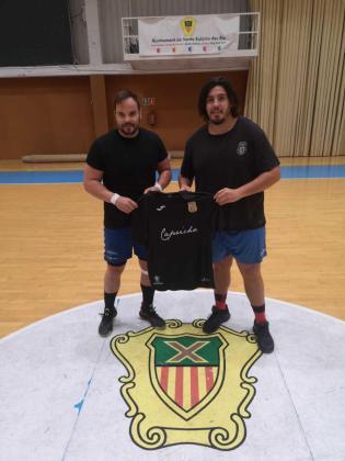 La Peña Deportiva de Balonmano ficha a Fran Rubio.
