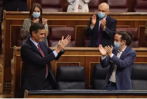 PSOE y Podemos logran un acuerdo para el borrador de PGE, al pactar regular el precio del alquiler en 4 meses.