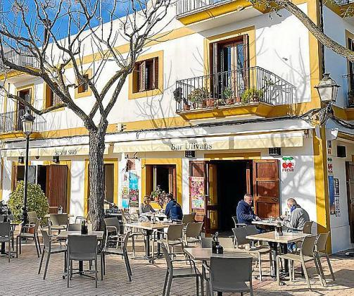 ª Bar S'Ulivans (Santa Gertrudis)