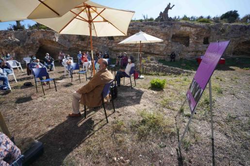 IBIZA PRESENTACION LIBRO PERSONATGES DE LA NOSTRA HISTORIA MUSEO PUIG DES MOLINS