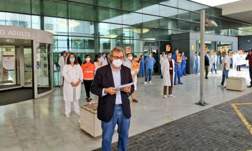 Simebal exige la realización de PCR a todos los pacientes que ingresan en los hospitales.