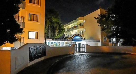 Salud ha destinado personal al hotel La Noria, que ha pasado de ser hotel puente a hotel medicalizado para atender positivos.