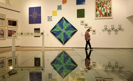 El programa terapéutico permite a los visitantes con diversidad funcional experimentar sus emociones recorriendo a solas las distintas salas del museo.