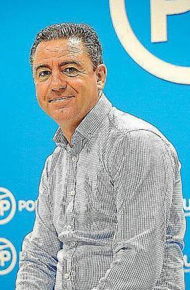 El diputado ibicenco Miquel Jerez.