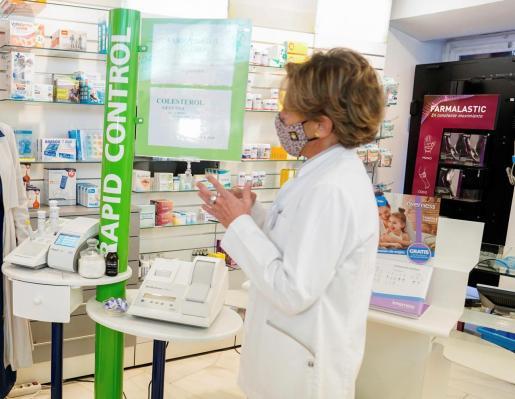 La Comunidad de Madrid apoya la oferta de su colegio de farmacéuticos.