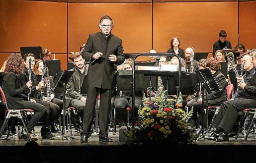 Imagen de archivo de la Orquesta Sinfónica de la Ciudad de Ibiza.