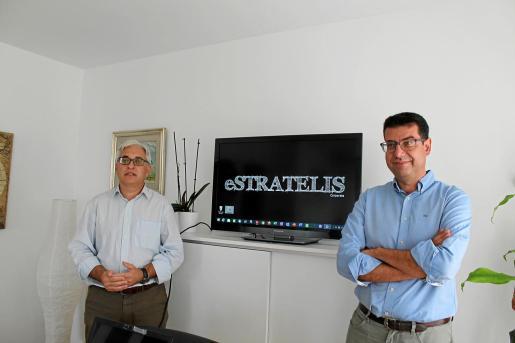 eSTRATELIS es una consultora especializada en financiación institucional. Carlos Mulet y Nicolau Fuster están al frente de la sede que tiene la empresa catalana en Palma