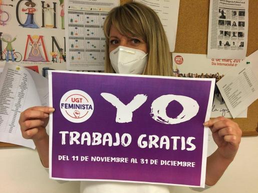 💁♀️FANY mañana comienza a trabajar GRATIS. Las MUJERES en España regalan 51 jornadas laborales al año: cobran un 1… https://t.co/yDugMUp1Uy