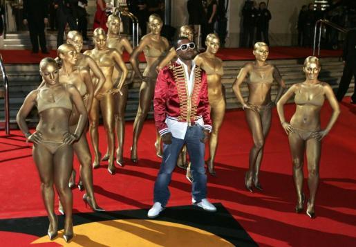 Foto de archivo del cantante Kanye West.