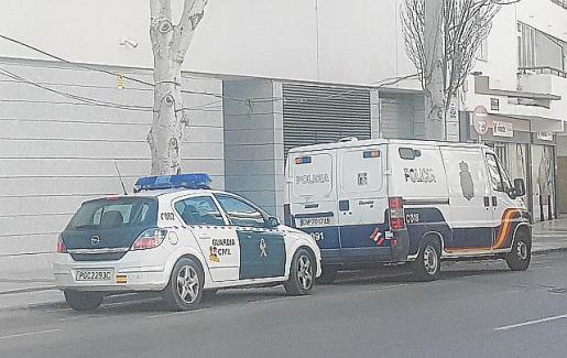 La Policía Nacional abrió una investigación y con la descripción física aportada por el denunciante.
