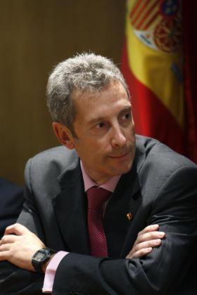 El titular del Juzgado Central de Instrucción número 5 de la Audiencia Nacional, José de la Mata.