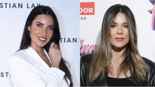 La mujer de Sergio Ramos mantiene su amistad con Vania Millán, expareja de René Ramos.
