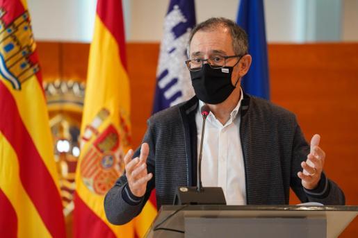 Javier Arranz, en una imagen de archivo.