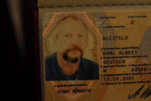 Albert Bleifeld desapareció el pasado 23 de noviembre.