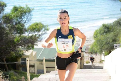 Carolina Gámez Bustos, ganadora de la pasada edición.