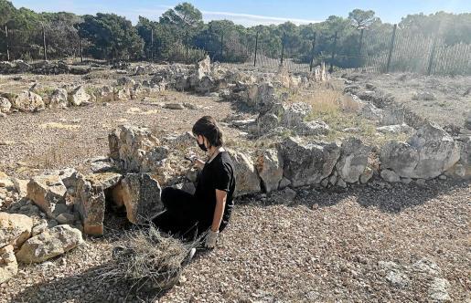 Las zonas investigadas por los arqueólogos son La Cueva 127 de La Mola y el yacimiento de Cap de Barbària II.