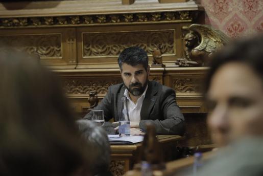 El director del IMAS, Javier de Juan.