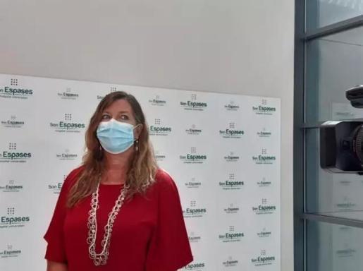 La consellera de Salud y Consumo, Patricia Gómez. - EUROPA PRESS - Archivo