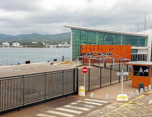 Ibiza se ha convertido en la única Isla en territorio nacional en disponer de un único puerto.