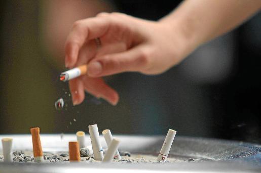 Fumar en la calle estaba prohibido desde finales de agosto.