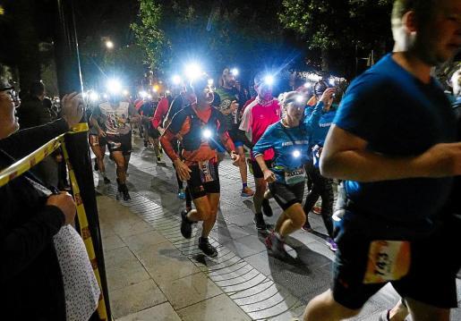 La carrera nocturna de la edición del año pasado tuvo lugar en Sant Antoni.