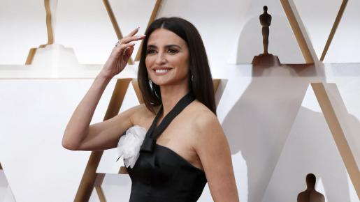 La ganadora de un premio Oscar se siente muy afortunada por todo el éxito y las cosas buenas que han llegado a su vida.