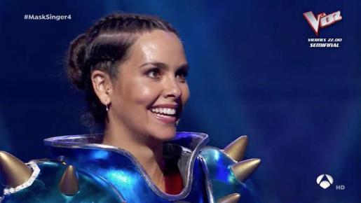 Cuando teorizaron sobre si ella era León (Georgina Rodríguez), aseguró que no la habían llamado del programa.