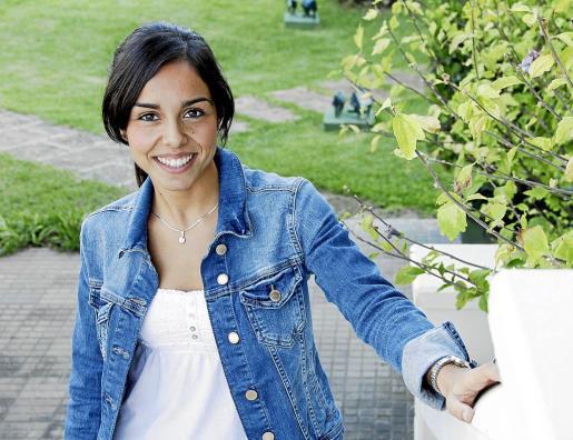Marta Jaume es cantante pero también actriz.