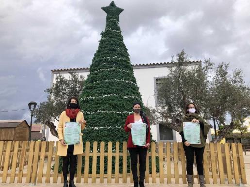 Presentación del programa de las actividades de Navidad.