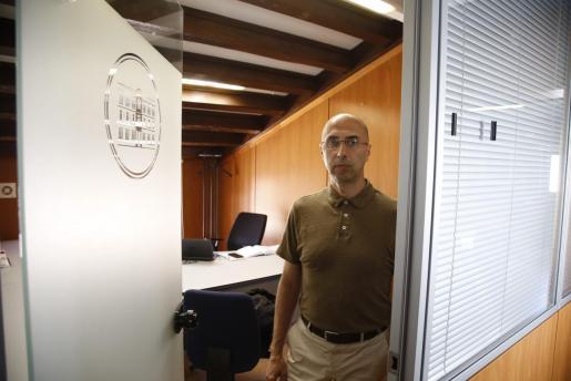 El jefe de la Oficina Anticorrupción Jaume Far.