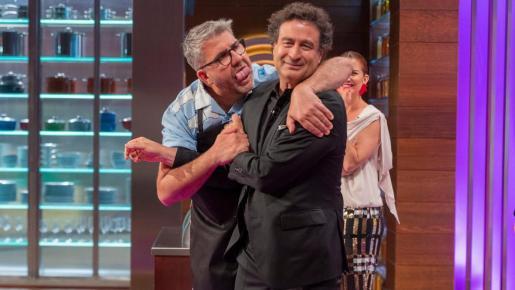 TVE ha eliminado las escenas de Flosie en 'MasterChef Celebrity' tras las críticas por homofobia.