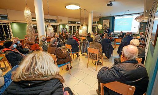 La asamblea del Club Náutico Ibiza apoyó el jueves el proyecto de la dirección.