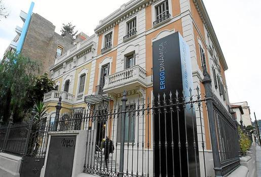 Uno de los laboratorios clínicos contratados por el Govern en Barcelona.