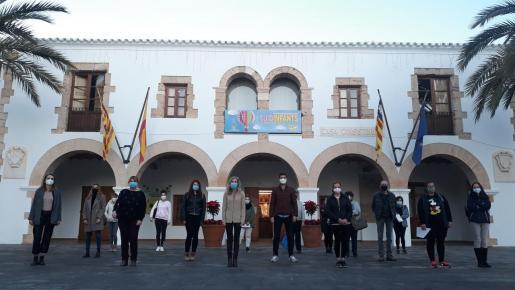 Santa Eulària incorpora 15 trabajadores para los Servicios Sociales y trabajos de limpieza.