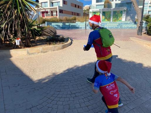 Una subida en globo y una yincana familiar cierran el mes de actividades para celebrar el Día Universal de la Infancia.