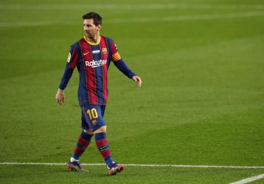 El jugador, en el terreno de juego, en una imagen reciente.