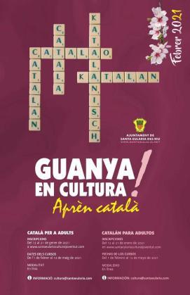 La nueva sesión de cursos de catalán para adultos se realizará exclusivamente de forma online.