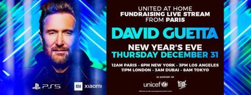 David Guetta dará un concierto por redes en Nochevieja desde la Pirámide del Louvre.