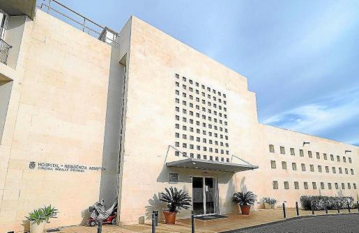 Imagen de archivo del Hospital-Residencia de Cas Serres.