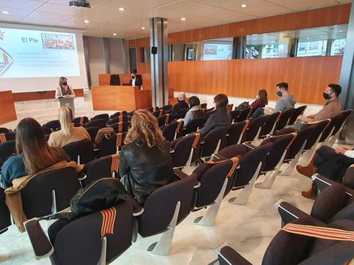 El Consell de Ibiza incorpora a 45 trabajadores de SOIB Reactiva.