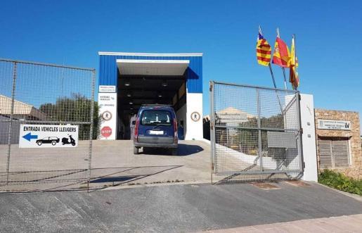 ITV de Formentera.