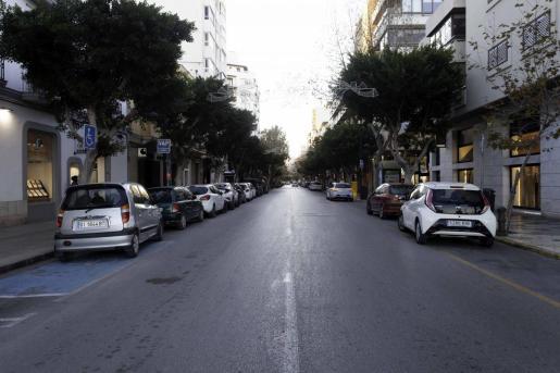 El proyecto del carril bici partirá del inicio de la calle Bartomeu Roselló.