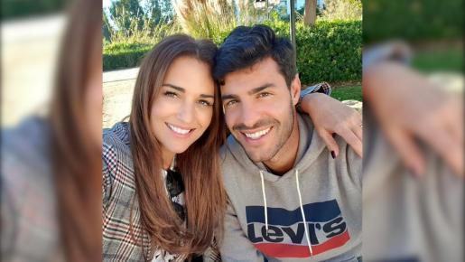 Paula Echevarría y Miguel Torres celebran tres años de amor.