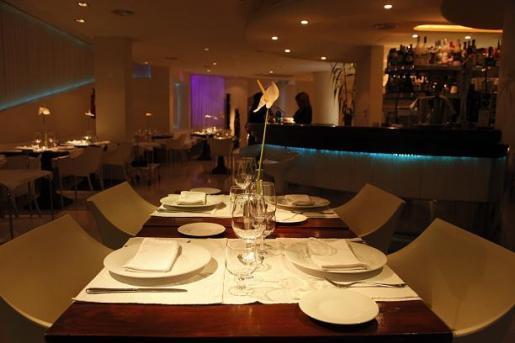 Una cena romántica será inolvidable en El Hotel