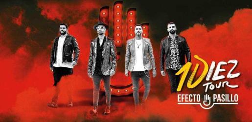 Efecto Pasillo ofrece dos conciertos este fin de semana en el Recinto Ferial de Ibiza.